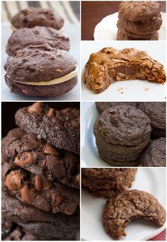 6 Favorite Chocolate Cookies | Bake or Break