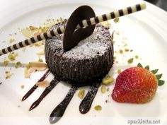Fine Dining Plated Desserts   Singapore Flyer Sky Dining – Food, Romance and Adventure (with a ...
