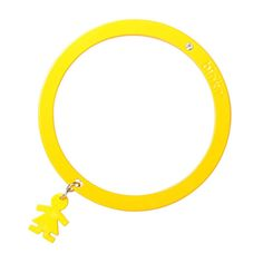 Yellow.. Buy yours ;) http://www.blomming.com/mm/kirafashionshop/items/bracciali-passion-birikini-bangle-varie-fantasie