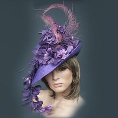 Kentucky Derby hats, Preakness custom hats Royal Ascot, Couture millinery Mothers Day Belmont Stakes Melbourne Cup, Easter hats