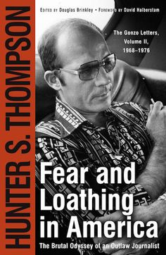'You thieving pile of albino warts': Hunter S. Thompson tears Tom Wolfe a new asshole | Dangerous Minds
