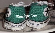 #crochet#Converse#penelopecroc