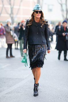 Неделя моды в Милане A/W 2014: street style. Часть VI, Buro 24/7