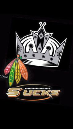When a Kings fan becomes a Chi-town fan for about a minute!