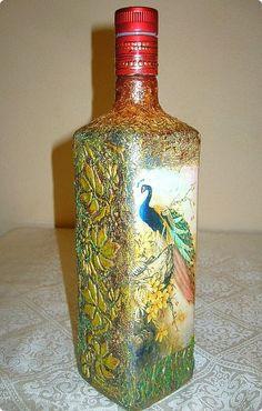 Декор предметов Декупаж Шпаклевка в декоре фото 4