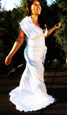 Hey, I found this really awesome Etsy listing at http://www.etsy.com/listing/100614577/tribal-earth-goddess-eco-wedding-dress