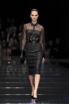 BOSS Fashion Show Fall/Winter 2013