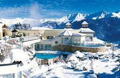 Anton & Serfaus in Tirol. Hotels, Innsbruck, Austria, Outdoor Pool, Winter, Skiing, Chill, Spa, Wellness