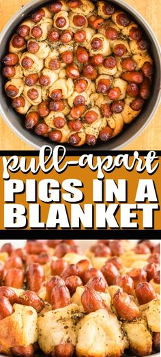 Pull apart pigs in a blanket! Cocktail wieners wrapped in soft dough (pizza doug., Pull apart pigs in a blanket! Cocktail wieners wrapped in soft dough (pizza doug…, Yummy Appetizers, Appetizers For Party, Appetizer Recipes, Appetizer Ideas, Dinner Recipes, Dessert Recipes, Cocktail Wieners, Thing 1, Feeding A Crowd