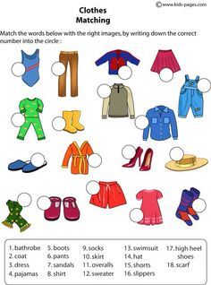 Afbeelding van http://www.kids-pages.com/folders/worksheets/Clothes/ClothesMatch.jpg.
