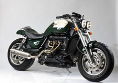 Garage Project Motorcycles : Rocket III by SE Service of Sweden  Like us on FB