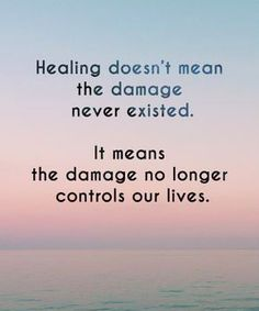 Healing doesn't mean we pretend the pain didn't happen ... healing means we address it and nurture ourselves to strength. #healing #recovery #selflove #follow @_Unstoppable_Me