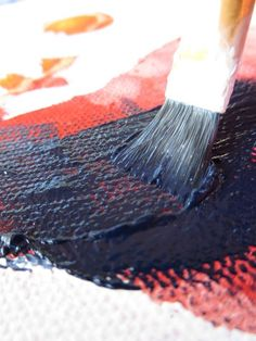 How to add zentangle patterns to your paintings