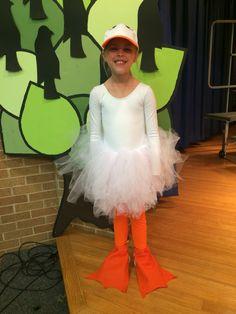Goose costume