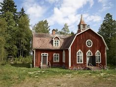 Superläckert före detta missionshus som verkligen kittlar…