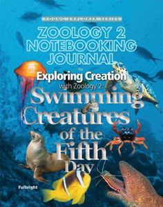 Apologia Zoology 2 Review: Swimming Creatures