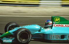 Ivan Capelli, Leyton House-Judd CG901, 1990 French GP, Le Castellet (Circuit Paul Ricard)