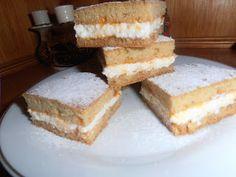 Gerdi süti: Lekváros túrókrémes süti