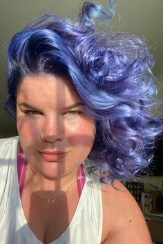 ARCTIC FOX HAIR COLOR @sassyram23 💜🦋😈☔️💦 #afposeidon + #afpurplerain + #afperiwinkle + #aftransylvania #arcticfoxhaircolor #color #colorfulhair #selfcare #bluehair #purplehair #blurplehair #blueaesthetic #purpleaesthetic #aesthetic #dyedhair #hairdye #haircolor #hairgoals #hair #quarantinehair #quarantinelooks #hairinspo #inspo