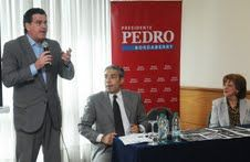 En la presentación de los Equipos de Programa de VAmos Uruguay
