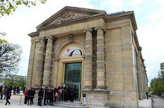 Musée de L'Orangerie #paris #frança #europa #eurotrip #viaje #jardindetuileries #museeorangerie
