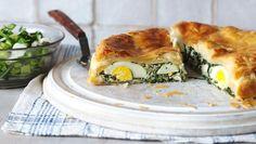 BBC Food - Recipes - Torta pasquale
