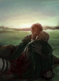 Translations with no Regrets: Eruri | Erwin Levi