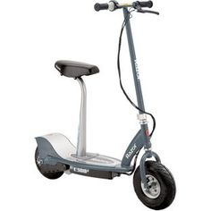 Buy Razor E300S Scooter - Matte Grey at Argos.co.uk, visit Argos.co.uk to shop online for Scooters