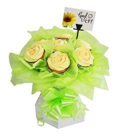 Kids Decorating Cakes Doodle Box Kit Cupcake Bouquet Box White Bouquet Box