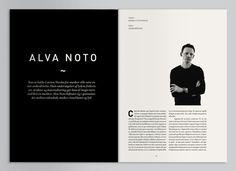 Magazine Design Inspiration - MagSpreads: Geiger Magazine - Student Showcase