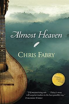 Almost Heaven by Chris Fabry http://www.amazon.com/dp/B0045Y235W/ref=cm_sw_r_pi_dp_MqZ3wb1AYHGQ6