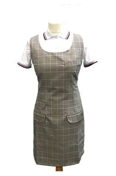 Relco - Classic Tweed - Dress
