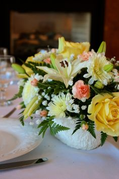 Spring Inspired Bridal Shower | Flowers by Nicole Davis of Blissfulness Florals