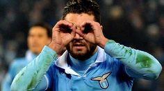 Antonio Candreva (Lazio) - Lazio vs Cagliari 2-1 - Serie A 2012/2013