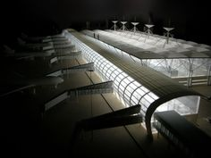 Architecture Model Airport