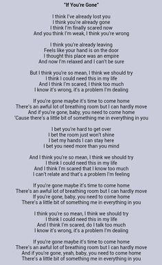 I Bet You Know What I Mean Lyrics - image 8