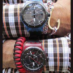 La scelta di non scegliere è pur sempre una scelta, giusto Swatchers? http://www.gioielleriagigante.it/categoria-prodotto/orologi/swatch-orologi/swatch-sistem-51/
