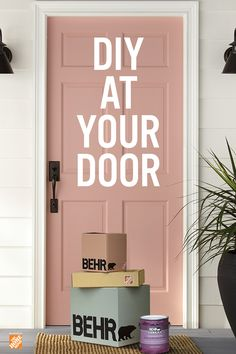Get everything you need for your next painting project, delivered to doorstep with BEHR? Express. Click below to shop now.