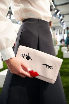 Behind The Curtain | kate spade new york spring 2015