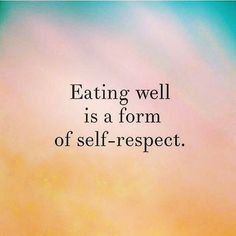 """Eating well"" is a from of self-respect. #eatclean ""You are what you eat, so eatfit!"" Fresh meal plan Weight loss and so much more Delicious and nutritious."""