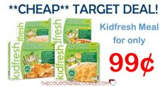 HOT DEAL! Get a Kidfresh Frozen Meal for only $0.99! (reg $2.82!) You aren't going to want to miss this! Ends 9/27!  Click the link below to get all of the details ► http://www.thecouponingcouple.com/cheap-kidfresh-frozen-meal-deal-target/ #Coupons #Couponing #CouponCommunity  Visit us at http://www.thecouponingcouple.com for more great posts!