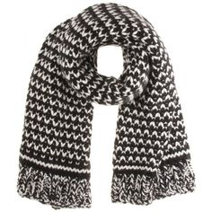 Stella McCartney Wool And Angora-Blend Scarf (465 CAD) ❤ liked on Polyvore featuring accessories, scarves, eleanor, stella mccartney, wrap shawl, oversized scarves, woolen shawl and woolen scarves
