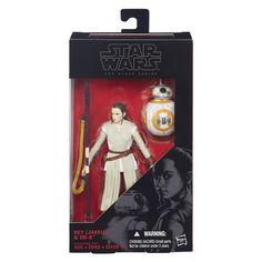 Star Wars: Black Series - Rey (Jakku) and BB-8 Action Figure