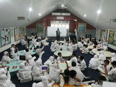 Perpustakaan Bunga Bangsa ƸӜƷ: Pembagian Kelompok Bimbel Siswa Kelas 6 Angkatan K...