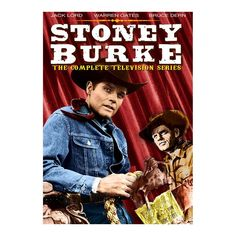 Stoney Burke: The Complete Series [6 Discs]