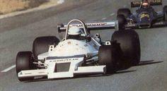 1978 GP RPA (Keijo Rosberg) Theodore TR1 - Ford