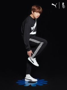 jungkook x puma Jungkook Jeon, Kookie Bts, Bts Bangtan Boy, Taehyung, Bts Boys, Busan, K Pop, Seokjin, Hoseok