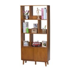 Nikolai Bookshelf: Tall, regal and with impeccable posture, storage solutions are easy with the Nikolai in your bedroom, living room or lounge.