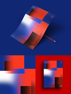 Super Gradient / One Day One Poster on Behance