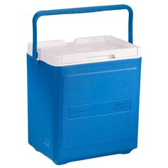 Grab the fun by the handle when you take the Coleman 20 Can Party Stacker Cooler to your next event. The tall, slender design makes the cooler easy to tote and Ice Chest Cooler, Picnic Cooler, Camping Essentials, Hiking Gear, Tailgating, Shopping Hacks, Organization, Canning, Party